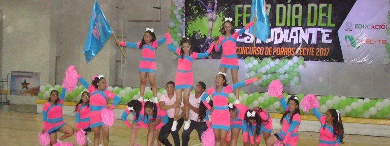 Celebra el CECYTE Plantel Río Grande a sus estudiantes