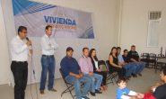 """100 familias beneficiadas con el programa """"Vivienda en terreno propio"""""""