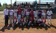 Valmor Junior Campeones de la Liga Infantil de Béisbol