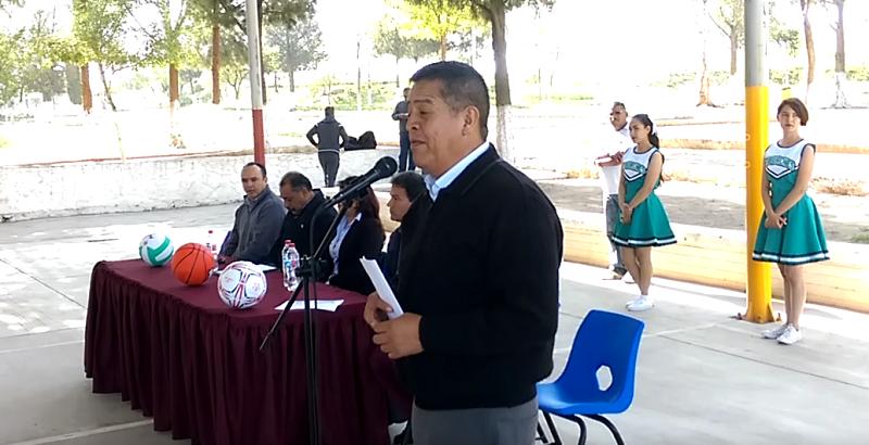 Arrancan los Encuentros Deportivos Regionales Inter CECYTEZ