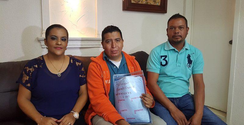 Baltazar Alvarado Perez originario de las Esperanzas primer dreamer riograndense en ser deportado