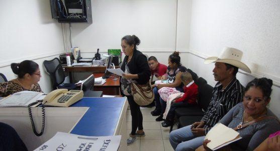 LA OFICIALÍA DEL REGISTRO CIVIL DE RIO GRANDE REALIZA EL ASENTAMIENTO DEL NACIMIENTO NÚMERO 1000