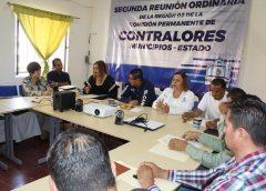 SE REÚNEN EN RIO GRANDE CONTRALORES MUNICIPALES