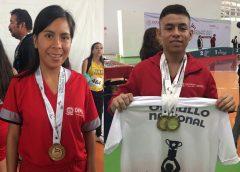 3 medallas de oro y una de bronce para Río Grande en la Paraolimpiada Colima 2019