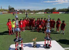 """Culminó el torneo de la liga municipal infantil de la categoría """"Asqueles""""."""